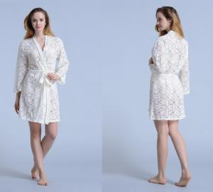 brides robe