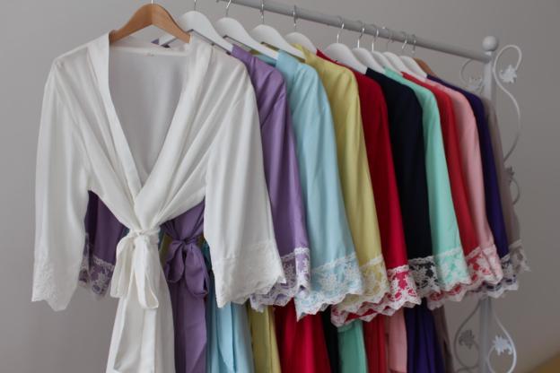 bridesmaid robes 7