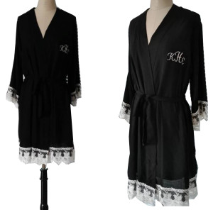 black-cotton-robes-with-monogram