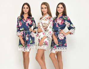 navy-and-ivory-floral-robes-with-lace-trim