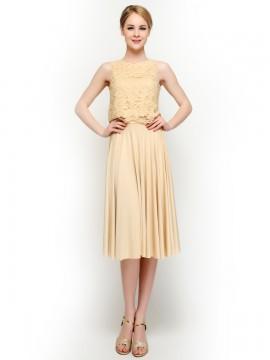 Claire Top & Moda Short Skirt