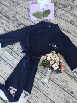 Monogrammed gifts personalized robes