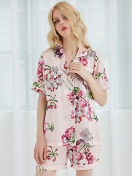 Pale Pink Bridesmaid Pajamas Bridal Shower Gifts